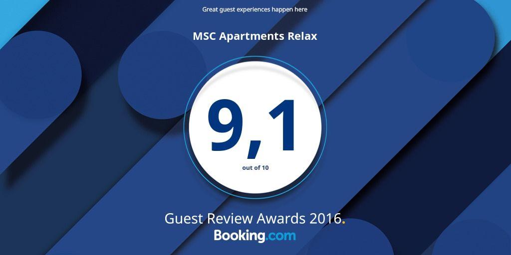 Apartament Zakopane Relax Booking award 2016