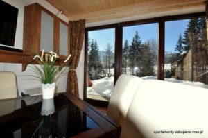 Apartament Zakopane Sauna Cicha Woda
