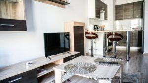 Apartament Gdańsk Lawendowe Wzgórze - 4 osoby, parking, taras, krótko i długo-terminowo