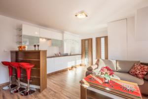 Apartament Zakopane Słoneczny - sofa