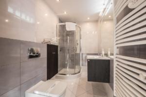 Apartament Zakopane Słoneczny - prysznic