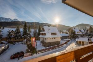 Apartament Zakopane Słoneczny - góry