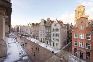 Apartament Gdańsk Centrum Starówka LUX