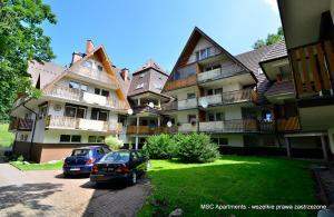 Apartament Zakopane Centrum GOŚCINNY